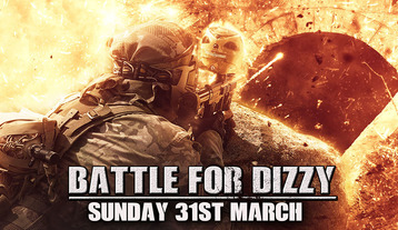 Battle for Dizzy - All Day Event